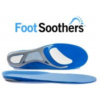 FootSoothers® Falcon Power Sports Gel Insoles