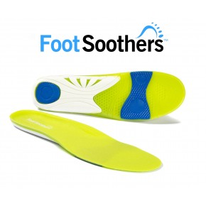 FootSoothers® Green Scorpion Sports Gel Insoles
