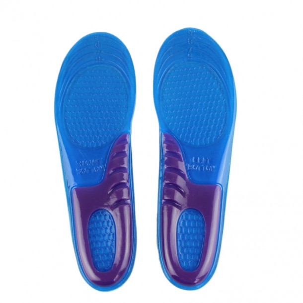 FootSoothers Massaging Gel Insoles
