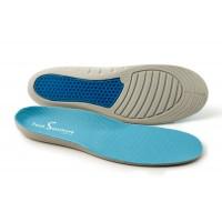 FootSoothers®  Ultra Comfort IIX Orthotic Massaging Sports Gel Soft Insoles