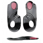O / X Legs Arch Support Low Profile 3/4 Insole