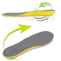 FootSoothers® Sole Memory Orthotic Arch Support Insoles Shock Absorption
