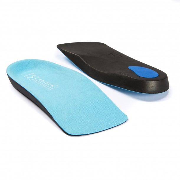 Edison XXII Elite Podiatry 3/4 Fallen Arches Orthotic Support Insoles
