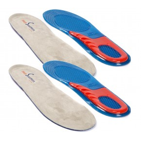 FootSoothers Iron Man Sports Gel Insoles