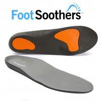 FootSoothers WorkerPro Comfort PU Foam Insoles